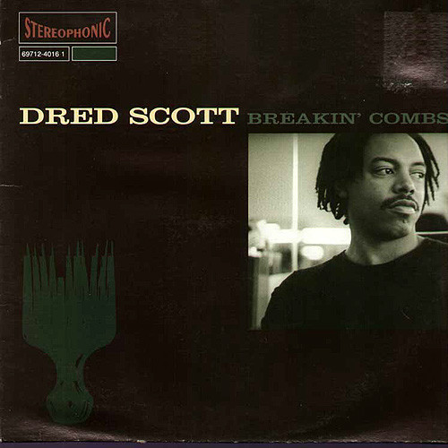 Dred Scott - Breakin' Combs, 2xLP