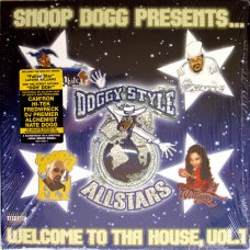 Doggy Style Allstars - Welcome To Tha House, Vol. 1, 3xLP