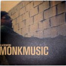 "BlackMonk - Monkmusic, 12"", EP"