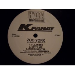 K. Fanat - Zoo York / Maintain, 12""