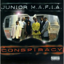 Junior M.A.F.I.A. - Conspiracy, 2xLP