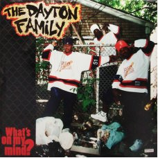The Dayton Family - What's On My Mind?, LP, Reissue