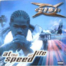 Xzibit - At The Speed Of Life, 2xLP