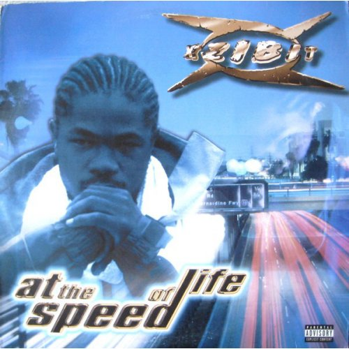 Xzibit - At The Speed Of Life, 2xLP