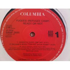 "Fugees - Ready Or Not, 12"", Promo, 45 RPM"