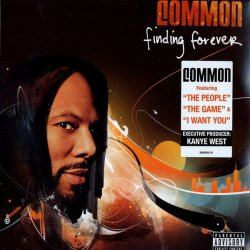 Common - Finding Forever, 2xLP