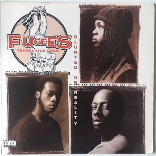 Fugees - Blunted On Reality, LP