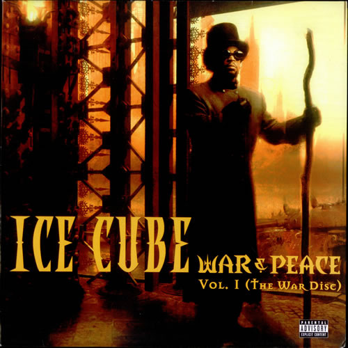 Ice Cube - War & Peace Vol. 1 (The War Disc), 2xLP