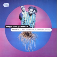 Digable Planets - Reachin' (A New Refutation Of Time And Space), LP