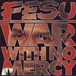 Fesu - War With No Mercy, LP