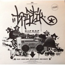 """Triptik - Hip Hop (Qu'Importe La Discipline), 12"""""""