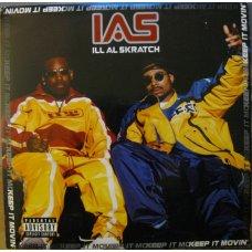 Ill Al Skratch - Keep It Movin', 2xLP