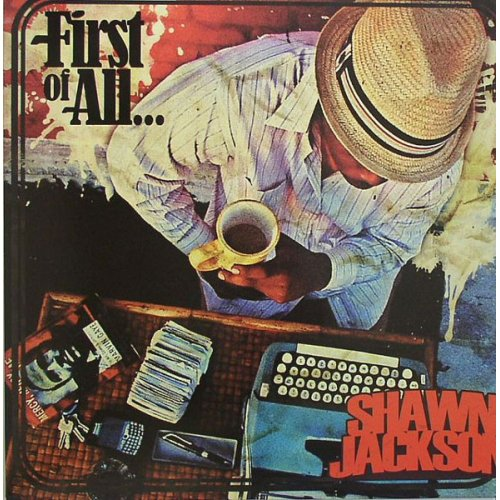 Shawn Jackson - First Of All..., 2xLP