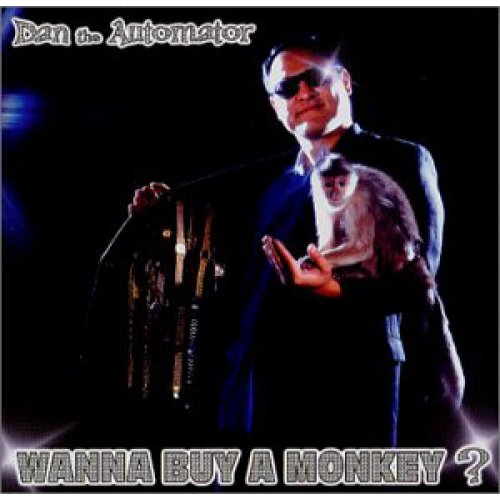 Dan The Automator - Wanna Buy A Monkey?, 2xLP