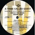 A Tribe Called Quest - Check The Rhime / Award Tour, 12""