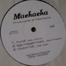 "Machacha & SuparDejen - EP, 12"", EP"