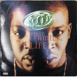 M.O.P. - First Family 4 Life, 2xLP, Reissue