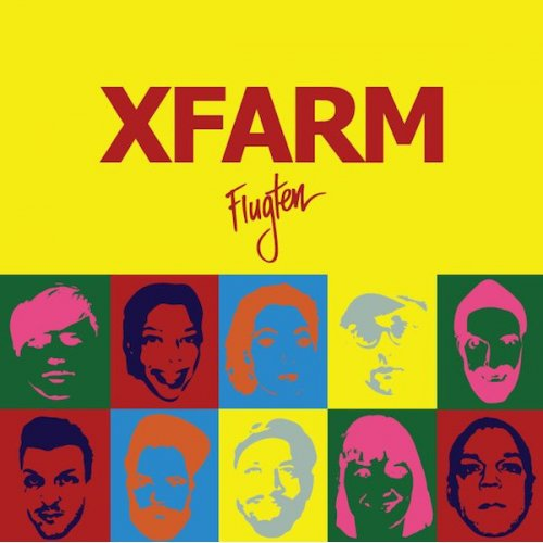 Xfarm - Flugten, LP