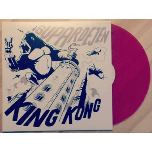 Supardejen - King Kong, 2xLP