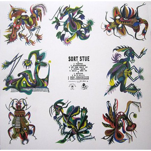 Sort Stue - Sort Stue Lp, LP