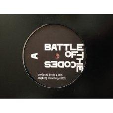 Yo-A-Kim - Battle Of The Codes, LP