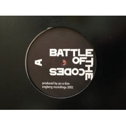 Yo-A-Kim - Battle Of The Codes, LP