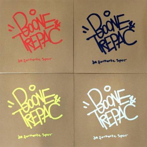 Boone & Trepac - De Forkerte Spor, LP