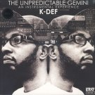 K-Def - The Unpredictable Gemini, LP