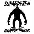 Supardejen - Gigantopithecus, LP