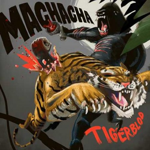 Machacha - Tigerblod, LP
