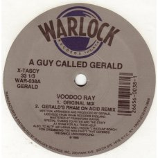 A Guy Called Gerald - Voodoo Ray, 12""
