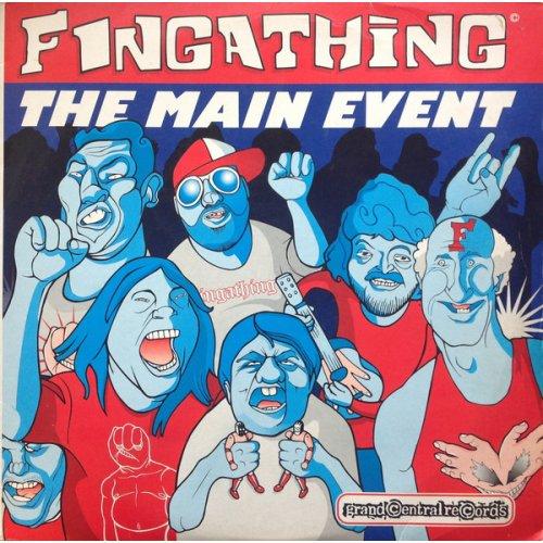 Fingathing - The Main Event, 2xLP