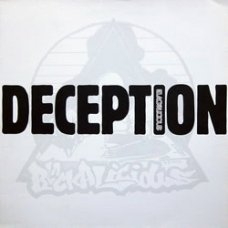 "Blackalicious - Deception, 2x12"", Promo"