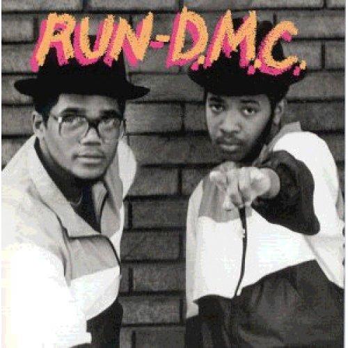 Run-D.M.C. - Run-D.M.C., LP