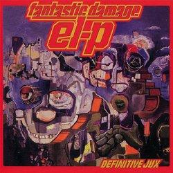 EL-P - Fantastic Damage, 3xLP
