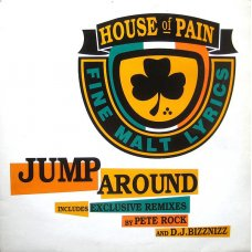 House Of Pain - Jump Around, 12""