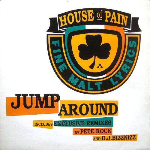 """House Of Pain - Jump Around, 12"""""""