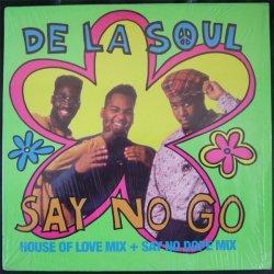 """De La Soul - Say No Go, 12"""""""