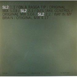 """SL2 - On A Ragga Tip, 12"""", EP"""