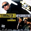 """Terminator X & The Godfathers Of Threatt Featuring Whodini - It All Comes Down To The Money, 12"""""""
