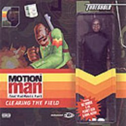 Motion Man Featuring KutMasta Kurt - Clearing The Field, 2xLP