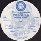"Stephen Emmanuel Presents Colours - What U Do / Hold On, 12"""