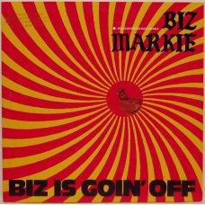 """Biz Markie - Biz Is Goin' Off, 12"""""""