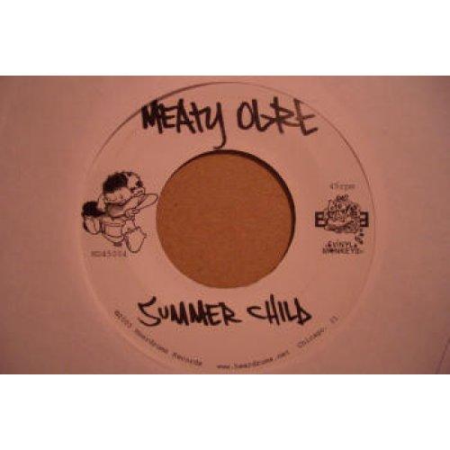 """Meaty Ogre / DJ Om - Summer Child / Sunset At Midnight, 7"""""""