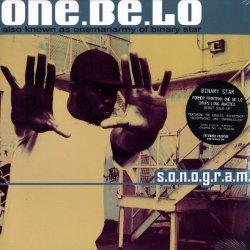 One Be Lo - S.o.n.o.g.r.a.m., 2xLP