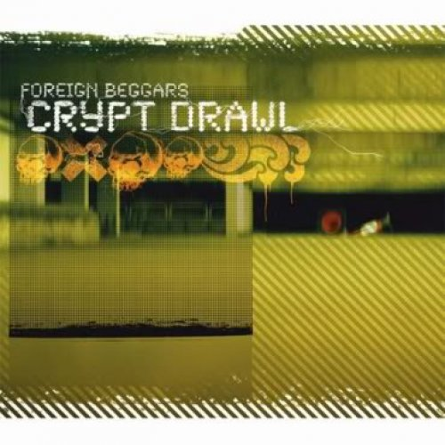 """Foreign Beggars - Crypt Drawl, 12"""""""
