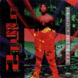 2Pac - Strictly 4 My N.I.G.G.A.Z..., LP