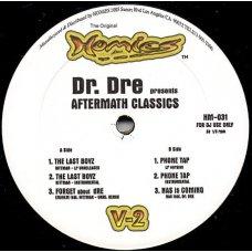 """Dr. Dre - Present Aftermath Classics, 12"""""""