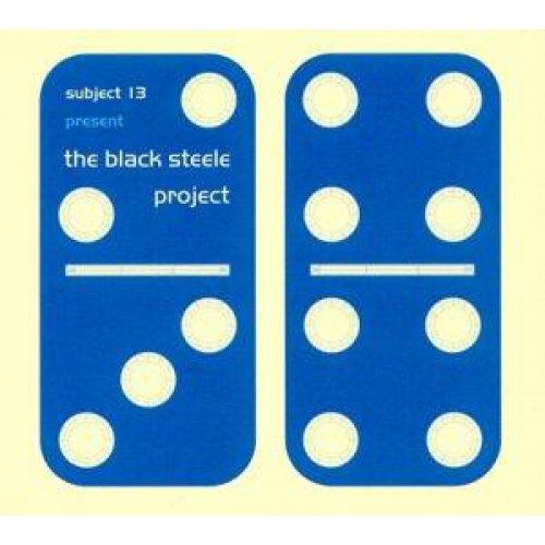 Subject 13 - The Black Steele Project, 2xLP