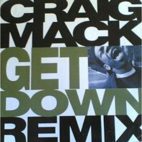 "Craig Mack - Get Down (Remix), 12"""